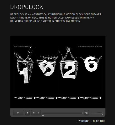 dropclock